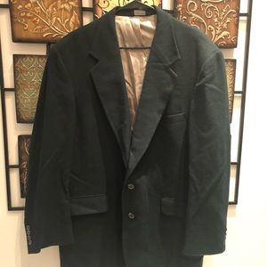 Nordstrom Hunter Green sport coat blazer